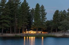 Looking for a getaway in the mountains of Southern California? The quaint town of Green Valley Lake has plenty of options. You can book your stay at www.GetLostInn.com San Bernardino Mountains, Big Bear Lake, Lake Arrowhead, Green Valley, Rock Climbing, The Fresh, Night Skies, Sky, River