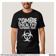 CDC Zombie Apocalypse Response Team