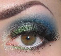 love this green, wearing this when I become a mermaid