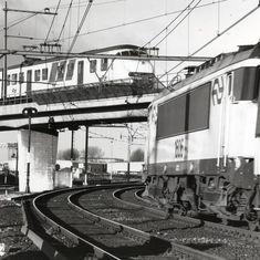 185 Beste Afbeeldingen Van Nederlandse Spoorwegen In 2020