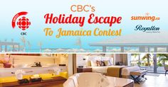 Enter for your chance to win an all-inclusive vacation for four to Royalton Blue Waters in Montego Bay, Jamaica.