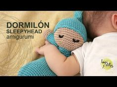 Tutorial Muñeco Dormilón Amigurumi Sleepyhead (English subtitles), My Crafts and DIY Projects