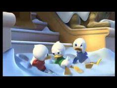 Walt Disney Celebra la Navidad con Mickey, Donald y sus Amigos Castellano videos navidad para niños - YouTube