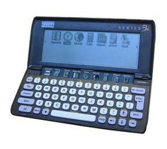 Psion 3c had one of the best form factors for keyboards along with a wicked solution for wireless email....in 1997.