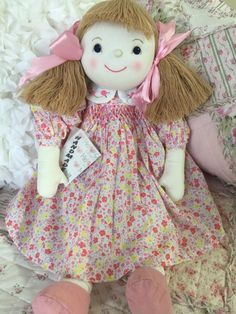 Hannah Shabby Chic Doll