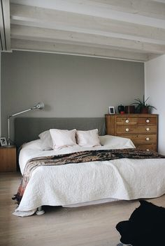 A Lovely Journey, House Tours, Modern, Indoor, Bed, Furniture, Home Decor, Bright Nursery, Small Dresser