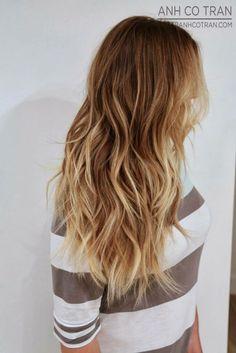 Naturelle blonde