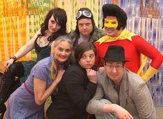 Comic book antics, music at Grand Kabaret on Friday - NUJournal.com | News, Sports, Jobs - The Journal, New Ulm, MN