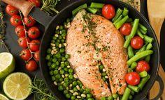 Os alimentos ricos em vitamina d