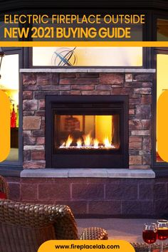 As there are many types of fireplaces available in the market, some different kinds are used to fulfill the deals for different purposes. We know some of them as Electric Fireplace, Gas Fireplace, Wood Fireplace, and these are the most commonly used ones available in the market.😉😲💪 Gas Fireplace Logs, Electric Fireplace, Fireplaces, Wood Fire Pit, Fire Pits, The Outsiders, Canning, Outdoor, Home Decor