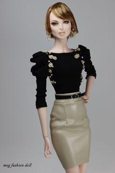 New outfit for Kingdom Doll / Deva Doll / Numina / 07 | by meg fashion doll