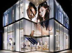 Gap Japan Flagship, summer 2014 by  @dcwdesign #retail #store #design #graphics
