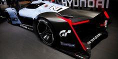 Hyundai N 2025 Vision Gran Turismo will debut at the 2016 FIA World Rally Championship at Rallye Monte Carlo.