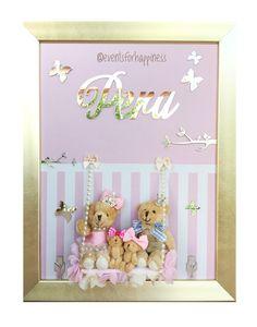 Kapı süsü Baby girl nursery decor