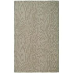 Martha Stewart Living Layered Faux Bois Potter's Clay 8 ft. x 10 ft. Area Rug - MSR4534B-8 at The Home Depot