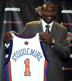 Welcome Stoudemire
