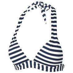 55add89eafa26 Buy Fat Face Breton Stripe Cody Bikini Top