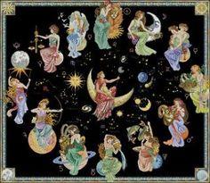 Zodiac-----cross-stitch patterns free