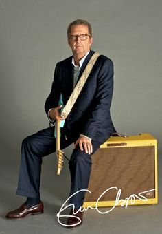 Eric Clapton and the EC Twinolux Amp (Photography by George Chin) Eric Clapton, Music Icon, My Music, Rock N Roll, Beatles, Heavy Metal, John Mayall, Tears In Heaven, The Yardbirds