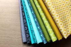 New Art Gallery Fabrics -- so pretty! by maureencracknell, via Flickr