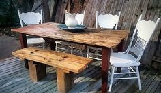 pallet-farmhouse-table