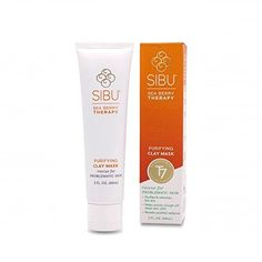 Sibu Seabuckthorn Purifying Mask 2 Fluid Ounce *** Click image for more details. (Note:Amazon affiliate link)