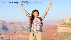 Make each day a #story worth telling! :) #stories #memories #storytelling #familyhistory