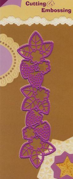 skeleton leaf and fruit die - Joy Crafts
