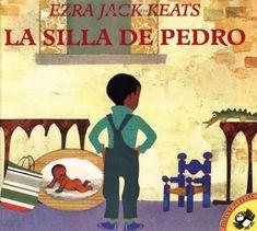 La silla de Pedro (Penguin Ediciones) (Spanish Edition) by Ezra Jack Keats http://www.amazon.com/dp/0140566546/ref=cm_sw_r_pi_dp_hdIdvb1ANETDA