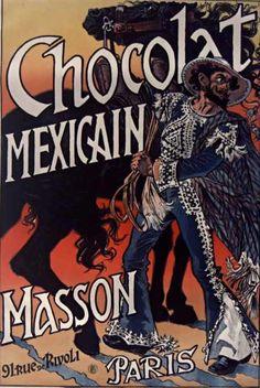 El culto centenario al chocolate - 1892