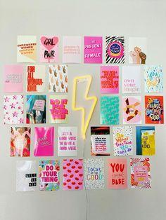 Dorm Room Designs, Room Design Bedroom, Room Ideas Bedroom, Bedroom Inspo, Bedroom Wall Ideas For Teens, Cute Room Ideas, Cute Room Decor, Wall Decor, Preppy Bedroom