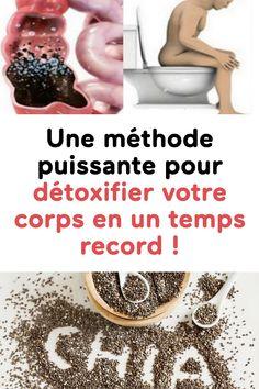 Une méthode puissante pour détoxifier votre corps en un temps record !