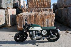 HONDA CB900 Bol D'or | Tarmac Custom Motorcycles
