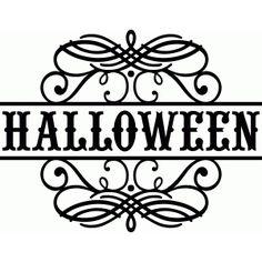 Silhouette Design Store - View Design #66388: haunted house
