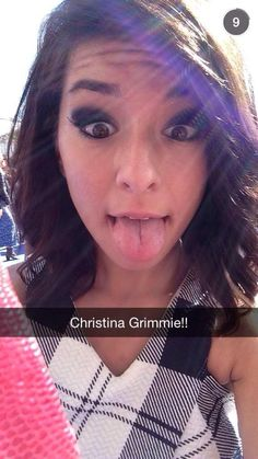 Christina Grimmie at the 2014 Teen Choice Awards - 8/10