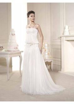Verona - abito da sposa - Novia d'Art