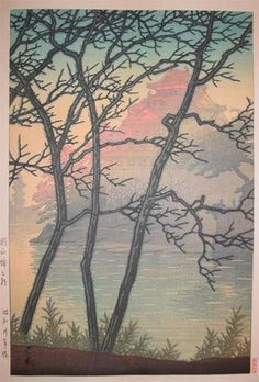 Dawn at Okayama Castle