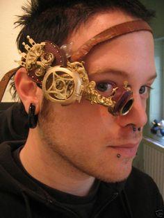 steampunk goggles   Steampunk Goggles - Steampunk Photo (23476838) - Fanpop fanclubs