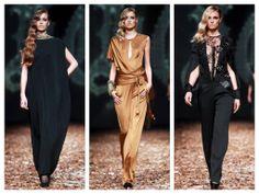 #fashion #hippygarden #moda #mode #ropa #kleidung #fashionbrand #croaporter #gold #black #dress #maxidress #longdress #golddress #trendcy #fashionshow