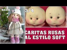 Doll Head, Doll Face, Doll Wigs, Dolls, Body Peeling, Mohair Yarn, Fabric Toys, Good Tutorials, Doll Tutorial