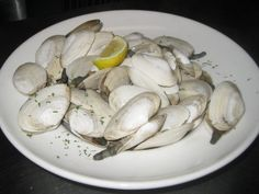 Love seafood? Order some Steamers!