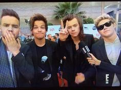 One direction at the Billboard music awards 5/17/15