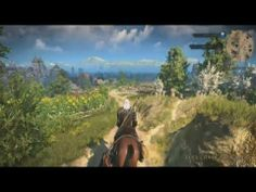 The Witcher 3: Wild Hunt Gameplay DEMO Live at [E3 2014]