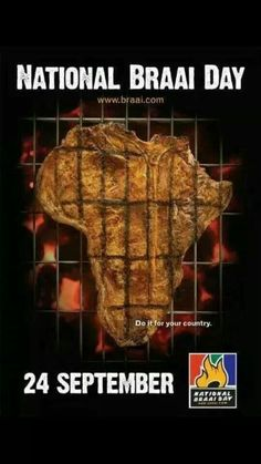 National Braai Day in South Africa - 24 September.a country to which gathering around a fire is serious! South African Braai, Biltong, 24 September, South African Recipes, Out Of Africa, Cape Town, Country, Heritage Day South Africa, Cooking