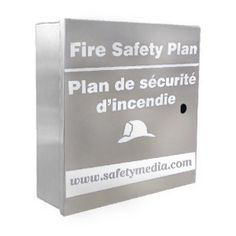 Fire Safety PlanWhmis Box Papaiz Key Peel Required XX