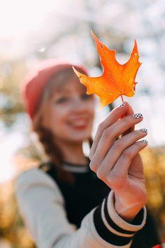 ♔ Autumn Orange