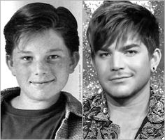 That beautiful little smile....exactly the same!