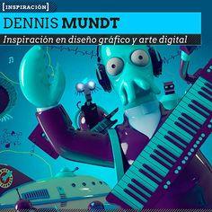 Diseño gráfico y arte digital de DENNIS MUNDT.  Inspiración desde Alemania.    Leer más: http://www.colectivobicicleta.com/2013/03/Diseno-grafico-de-DENNIS-MUNDT.html#ixzz2O2GeZ6Zj