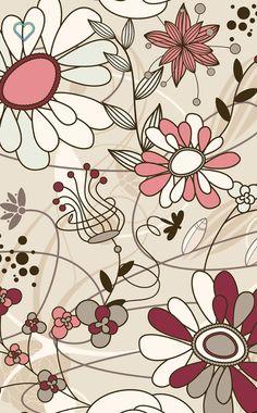 Ios 11 Wallpaper, Whatsapp Wallpaper, Spring Wallpaper, Flower Phone Wallpaper, Nature Wallpaper, Pattern Wallpaper, Wallpaper Backgrounds, Theme Background, Background Patterns