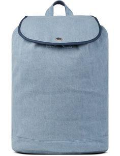 Herschel Supply Co. Denim Backpack, Herschel Supply Co, Branding Design, Street Wear, Backpacks, Bags, Men, Accessories, Shopping